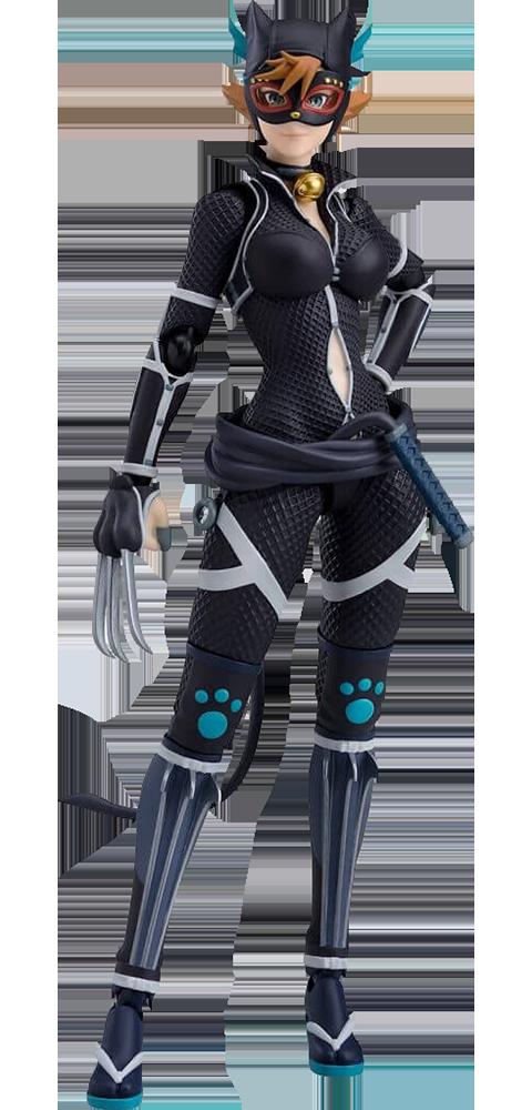 Good Smile Company Catwoman (Ninja Version) Figma Collectible Figure