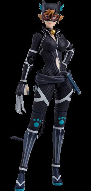 Catwoman (Ninja Version) Figma Collectible Figure