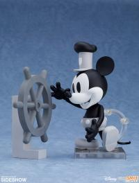 Gallery Image of Mickey Mouse 1928 Version (Black & White) Nendoroid Collectible Figure