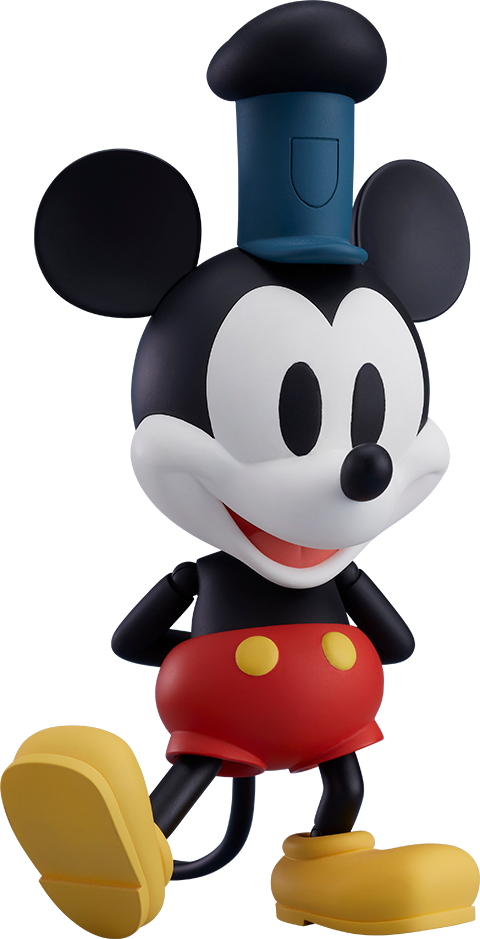 Good Smile Company Mickey Mouse 1928 Version (Color) Nendoroid Collectible Figure