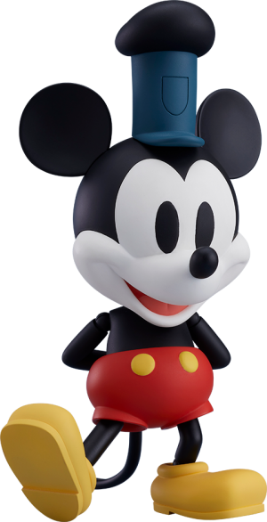 Mickey Mouse 1928 Version (Color) Nendoroid Collectible Figure