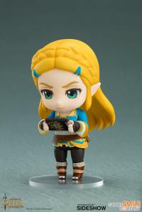 Gallery Image of Zelda: Breath of the Wild Version Nendoroid Collectible Figure
