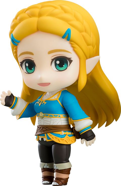 Good Smile Company Zelda: Breath of the Wild Version Nendoroid Collectible Figure