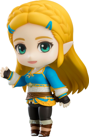 Zelda: Breath of the Wild Version Nendoroid Collectible Figure