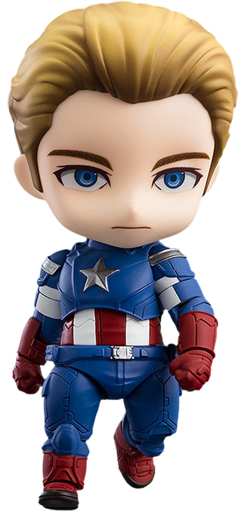 Good Smile Company Captain America: Endgame Edition DX Version Nendoroid Collectible Figure