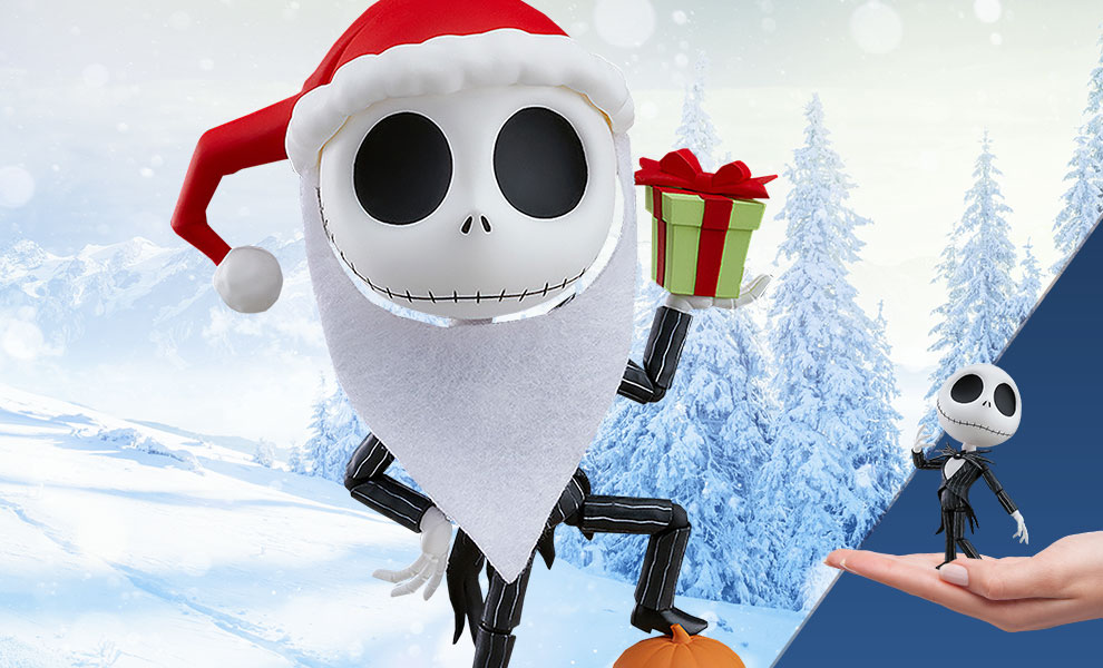 Gallery Feature Image of Jack Skellington Nendoroid Collectible Figure - Click to open image gallery