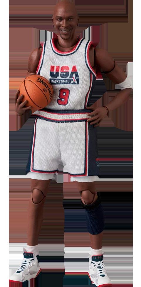 Medicom Toy Michael Jordan (1992 Team USA) Collectible Figure