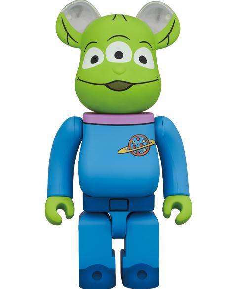 Medicom Toy Be@rbrick Alien 1000% Collectible Figure