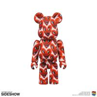 Gallery Image of Be@rbrick Keith Haring #6 100% & 400% Collectible Set