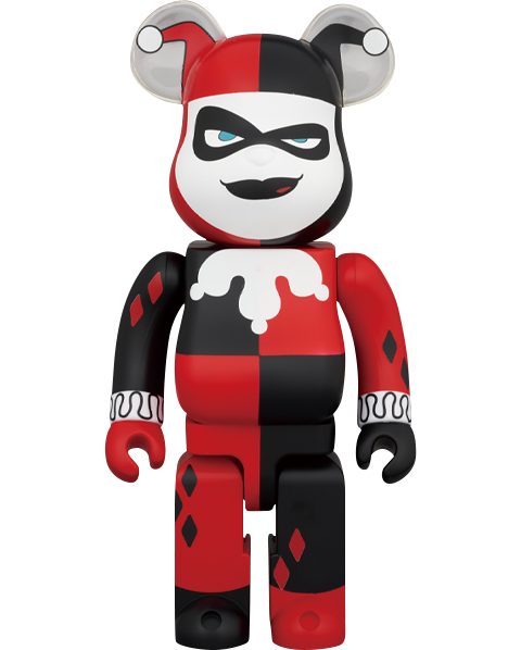 Medicom Toy Be@rbrick Harley Quinn (Batman the Animated Series Version) 1000% Collectible Figure
