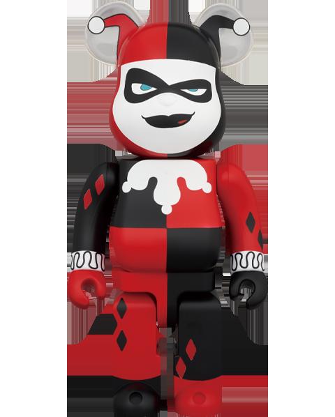 Medicom Toy Be@rbrick Harley Quinn (Batman the Animated Series Version) 1000% Bearbrick