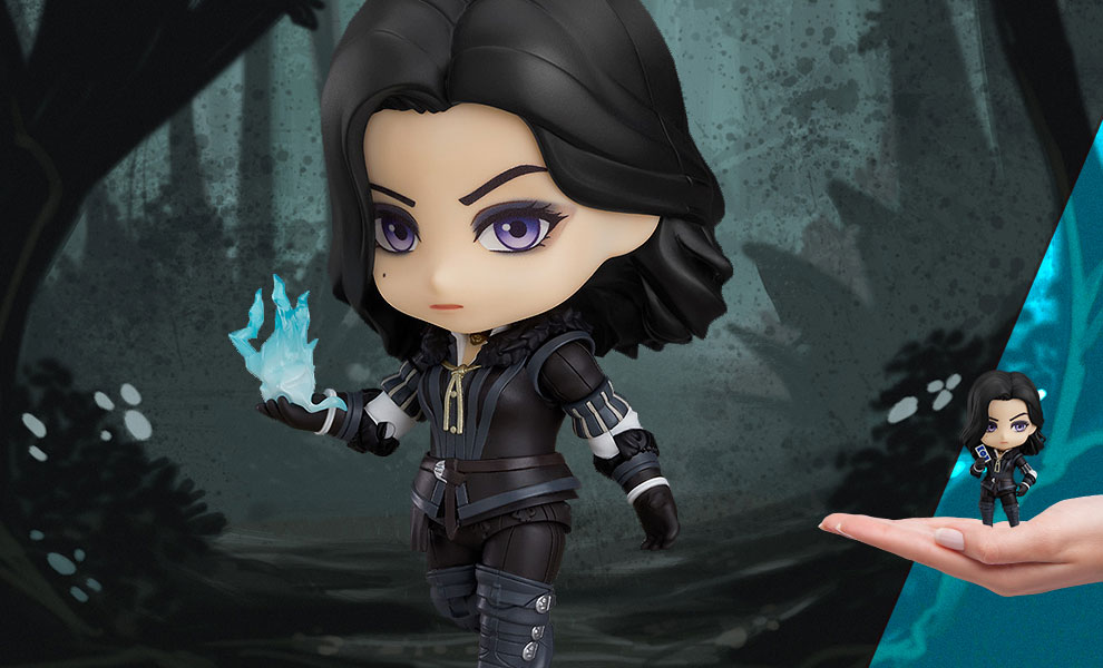 Gallery Feature Image of Yennefer Nendoroid Collectible Figure - Click to open image gallery