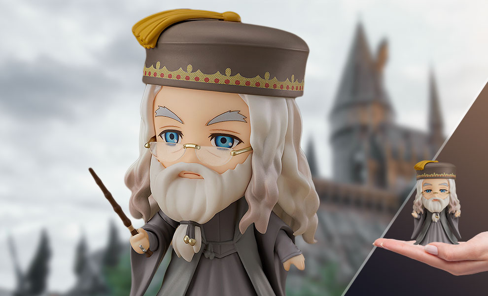 Gallery Feature Image of Albus Dumbledore Nendoroid Collectible Figure - Click to open image gallery