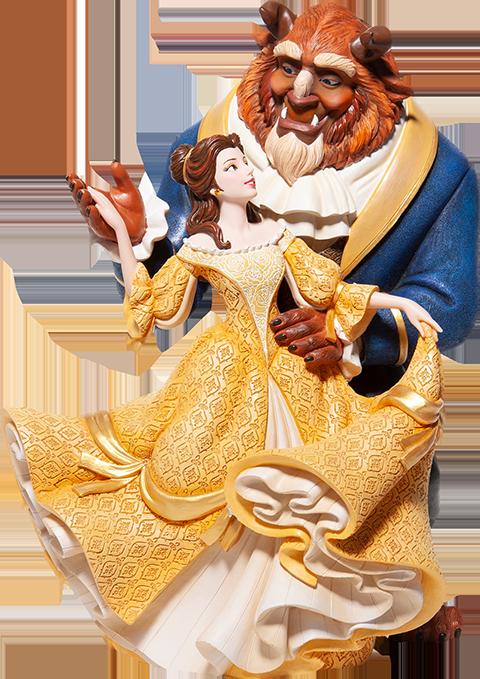 Enesco, LLC Beauty and the Beast Figurine