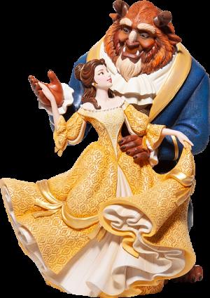 Beauty and the Beast Figurine