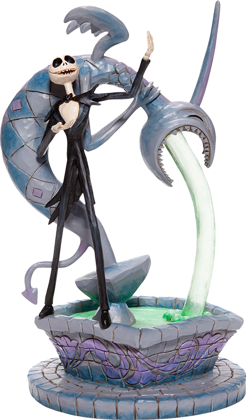 Enesco, LLC Jack Skellington Fountain Figurine