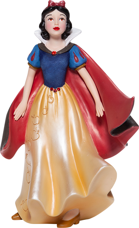 Enesco, LLC Snow White Couture de Force Figurine