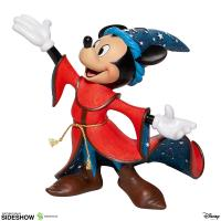 Gallery Image of Sorcerer Mickey 80th Anniversary Figurine