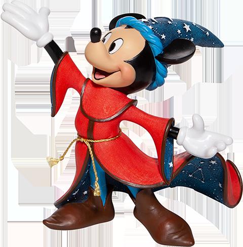 Enesco, LLC Sorcerer Mickey 80th Anniversary Figurine