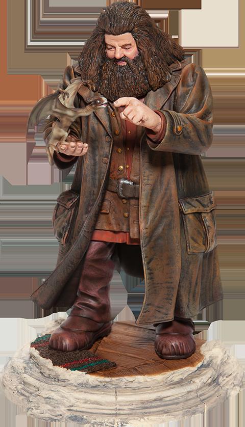Enesco, LLC Hagrid & Norberta Figurine
