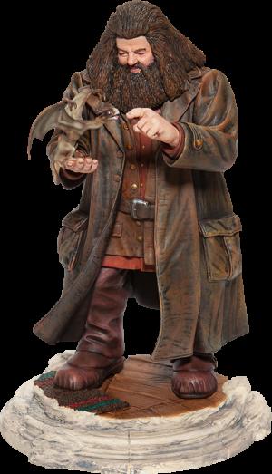 Hagrid & Norberta Figurine