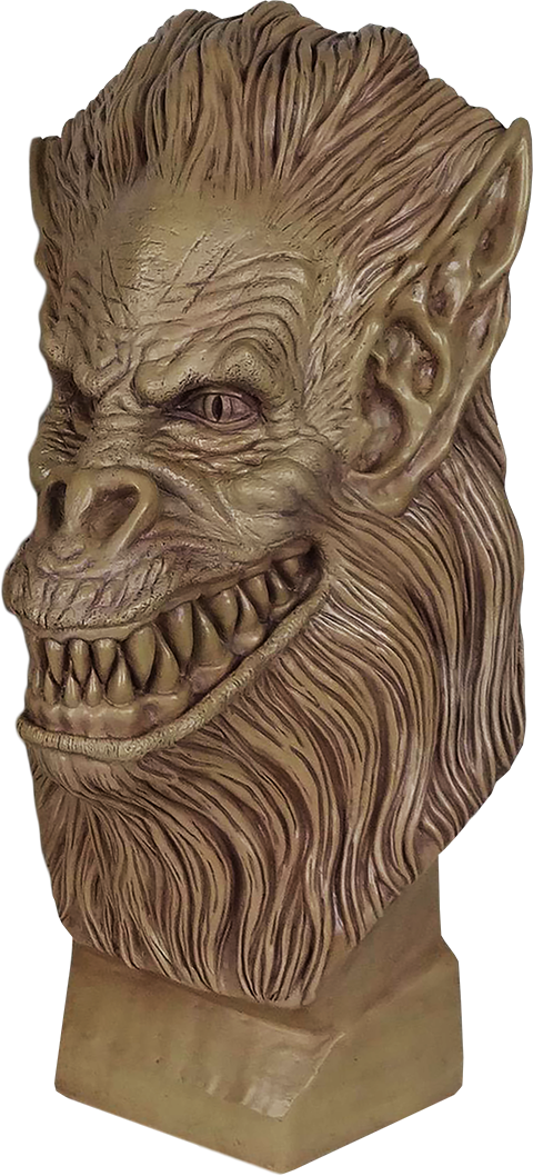 Trick or Treat Studios Creepshow Fluffy the Crate Beast Bust Prop Replica