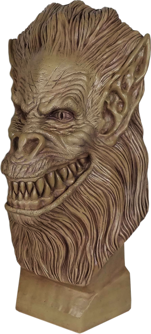 Creepshow Fluffy the Crate Beast Bust Prop Replica