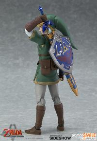 Gallery Image of Link: Twilight Princess Version Figma Collectible Figure