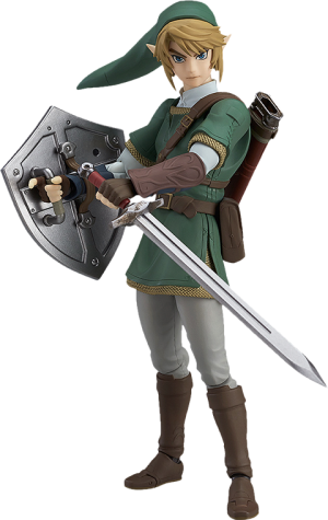 Link: Twilight Princess DX Version Figma Collectible Figure