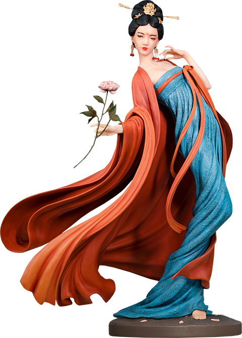 Infinity Studio Satire on Fair Ladies (Elite Edition) Statue