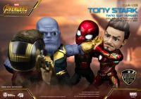 Gallery Image of Tony Stark Nano Suit Action Figure
