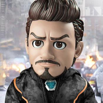 Tony Stark Nano Suit Action Figure