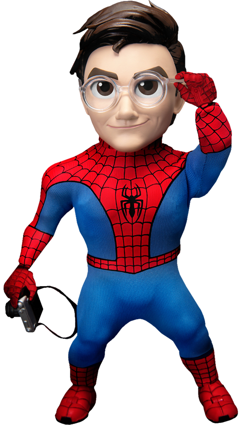 Beast Kingdom Peter Parker (Spider-Man) Action Figure
