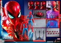 Gallery Image of Spider-Man (Spider Armor - MK IV Suit) Sixth Scale Figure