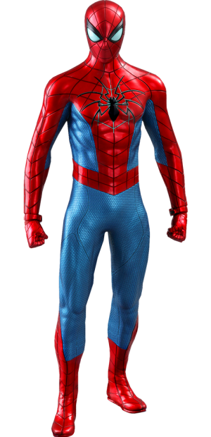 Spider-Man (Spider Armor - MK IV Suit) Sixth Scale Figure