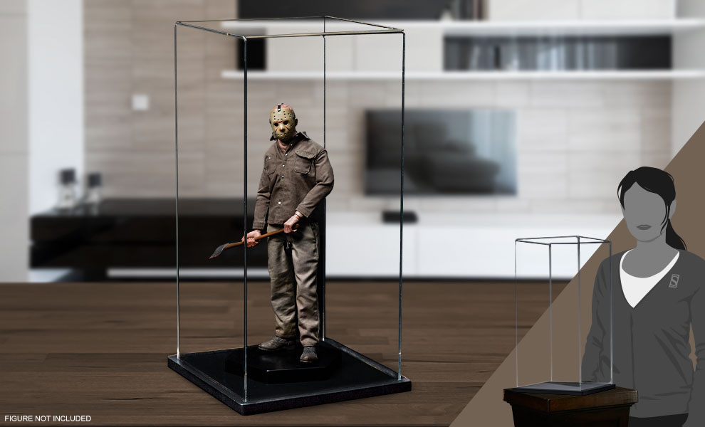 Gallery Feature Image of Acrylic Display Case Display Case - Click to open image gallery