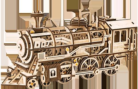 Robotime Locomotive Puzzle
