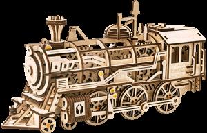 Locomotive Puzzle