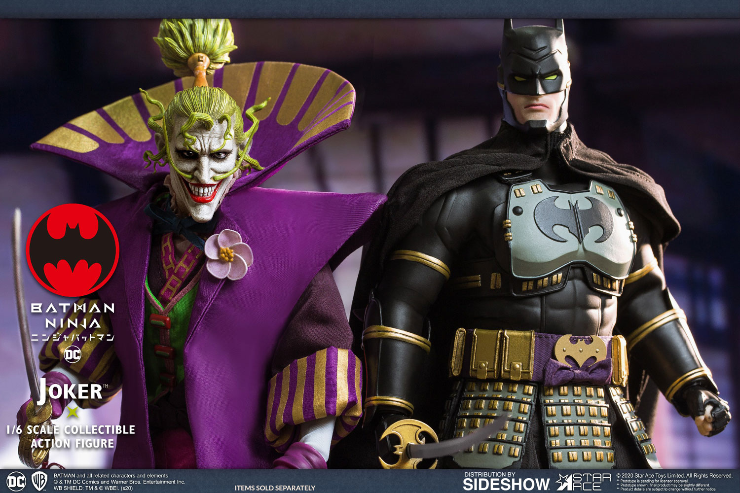 Batman Ninja Lord Joker Sixth Scale Figure By Star Ace Toys Sideshow Collectibles