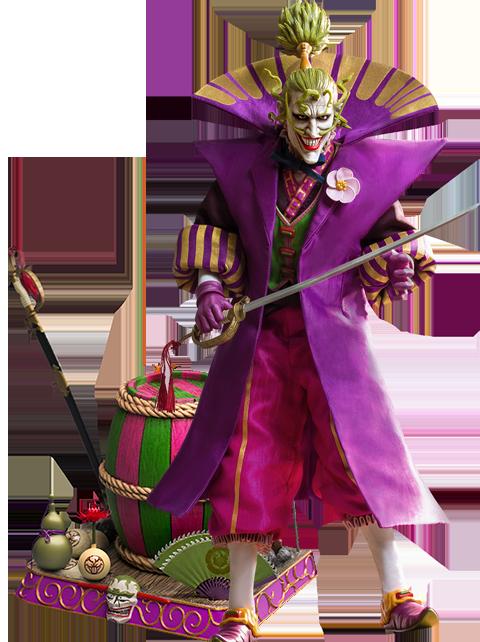 Star Ace Toys Ltd. Lord Joker (Deluxe) Sixth Scale Figure
