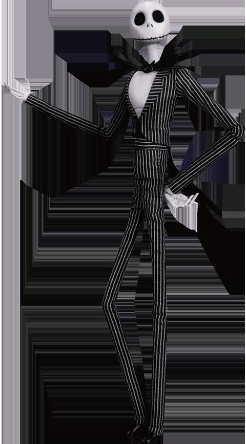 Beast Kingdom Jack Skellington Collectible Figure