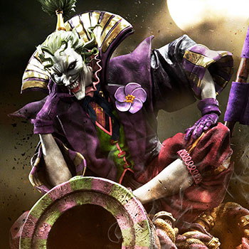 Sengoku Joker DC Comics Statue