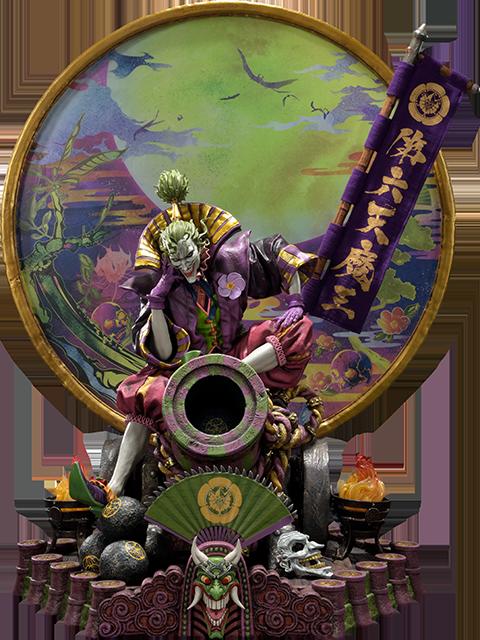 Prime 1 Studio Sengoku Joker (Deluxe Version) Statue