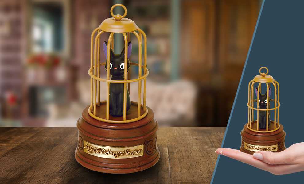 Gallery Feature Image of Jiji's Gift Music Box Music Box - Click to open image gallery