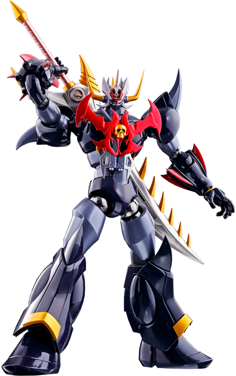 Bandai Mazinkaizer SKL Final Count Collectible Figure