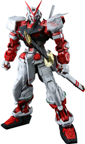 Gundam Astray Red Frame Collectible Figure