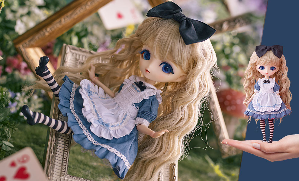 Gallery Feature Image of Alice Collectible Doll - Click to open image gallery