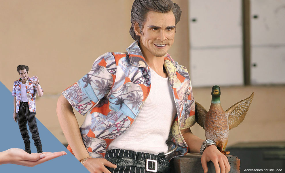 Gallery Feature Image of Ace Ventura Sixth Scale Figure - Click to open image gallery