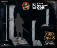Gallery Image of Aragorn at Helm's Deep Sixth Scale Figure