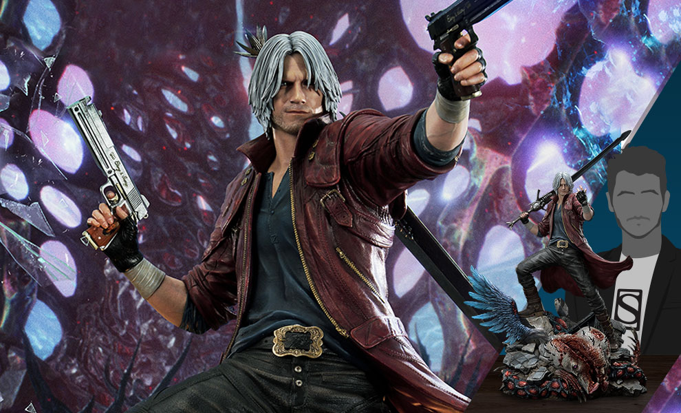 Gallery Feature Image of Dante Statue - Click to open image gallery
